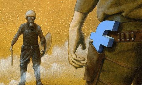 Le monde ne tourne plus rond : des illustrations satiriques poignantes dénoncent les horreurs de notre société | Creative Explorations | Scoop.it