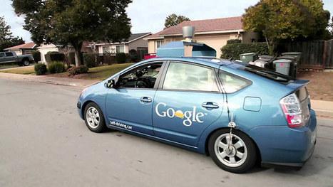 Comment la voiture autonome va changer nos sociétés #driverlesscar | Connected Car | Scoop.it