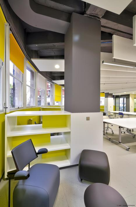 Comment les espaces de coworking deviennent des laboratoires d'innovation pour grandes entreprises | #Réseaux,#Data,#Visual data,#Open Data, #Sociabilités, #Savoirs, #Travail, #Utopies,  #Social Change,#Innovations, #commons, #Fab Lab, #Crowdsourcing, #Transhumanisme,#Robotisation,#Objets connectés,#E Santé | Scoop.it