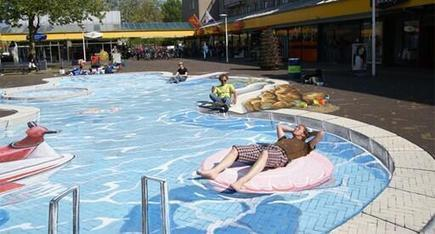 MindBIowingPics: Looks so real, 3D street art. ... | Street Art Planet | Scoop.it