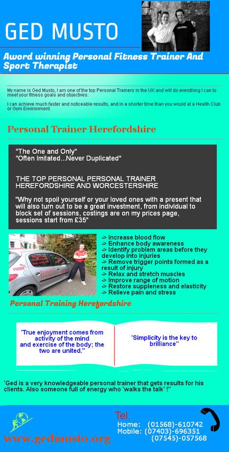 Personal Trainer Hereford | personal trainer hereford | Scoop.it