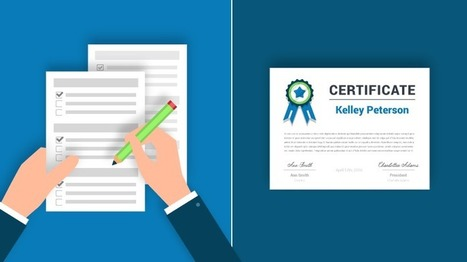 How To Use Exams And Certification For eLearning Assessment - eLearning Industry | Emerging Learning Technologies | Scoop.it
