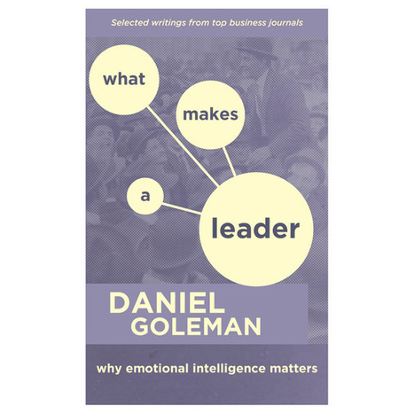 What Makes a Leader: Why Emotional Intelligence Matters - More Than Sound | Reflections from a Life Lived | Scoop.it