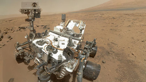 Mars rover Curiosity gets mission extension | Curiosity in Mars | Scoop.it