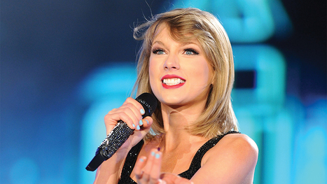 Taylor Swift to Launch Her Own Mobile Game | Deals + Numbers | Scoop.it