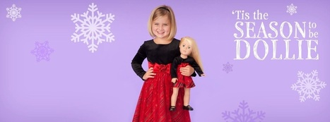 Online Stores for Matching Dolls Clothes   18 inch doll clothes   Scoop.it