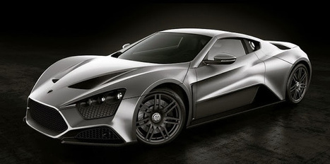 Zenvo ST1 Car with Extreme Power | MyCarzilla | Super cars News | Scoop.it