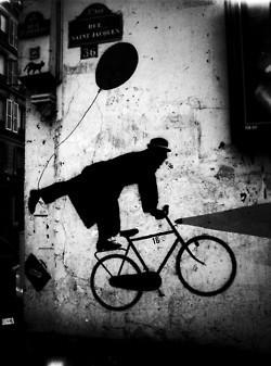 Stanko Abadžic Bicycle Art on Wall | World of Street & Outdoor Arts | Scoop.it