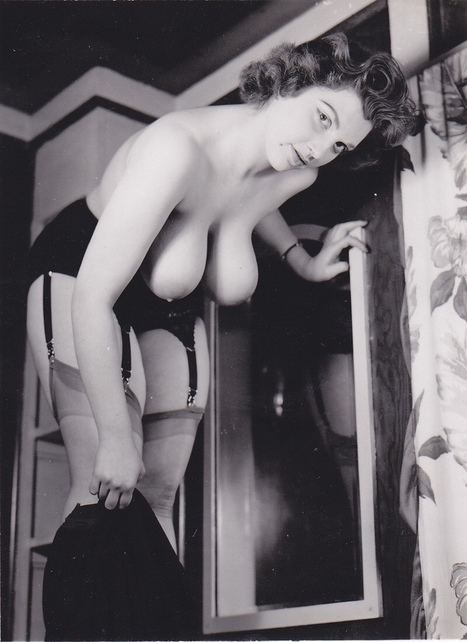 Sexy Vintage | Fine girls | Scoop.it
