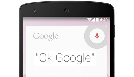 13 occasions de dire « Ok Google » ! | Freewares | Scoop.it