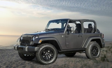 Gearing Up: Next-Gen Jeep Wrangler To Get Eight-Speed Automatic | Automotive Dealership | Scoop.it