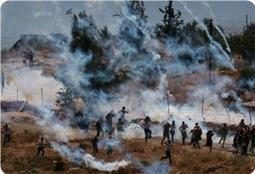 IOF subdue peaceful marches against wall and settlement   Occupied Palestine   Scoop.it
