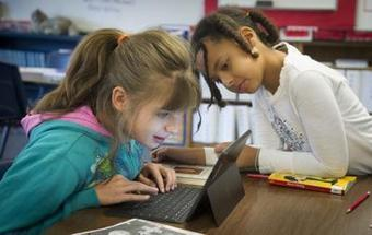 Tablets are changing the classroom - The Spokesman-Review | 1:1 Mobile Learning Environment | Scoop.it