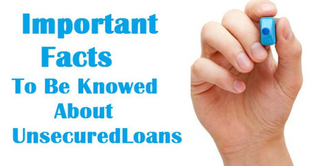 Important Things To Know About Unsecured Loan Before Accessing It! | Tenant Loans | Scoop.it