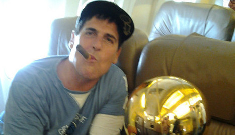 5 Quotes From Billionaire Mark Cuban That Will Inspire You To Work Your Ass Off | Competitive Edge | Scoop.it