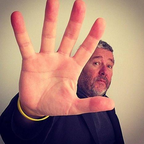 Social media sceptic Philippe Starck joins Facebook and Instagram | DESIGN NOW | Scoop.it