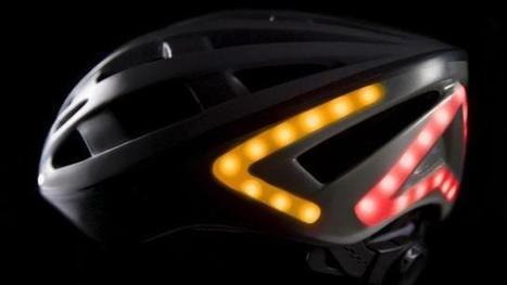 Innovation. Ce casque va changer la vie des cyclistes ! | TRIZ et Innovation | Scoop.it