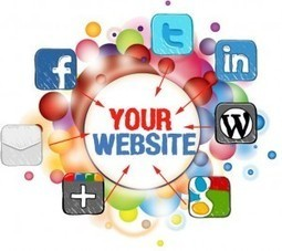 Role of Social Media in improving your website's visibility | Falcon- Web solutions | Falcon WebSolutions | Scoop.it