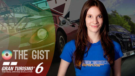 The Gist - 5 Things That Are Keeping Gran Turismo 6 Fresh - GameSpot | Turismo de Ronda | Scoop.it