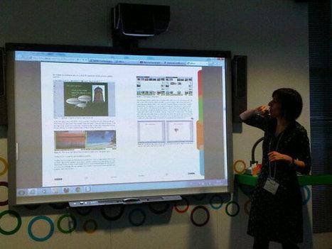 iTILT presented at BETTshow in London | itilt.eu | IWBs & Language Teaching | Scoop.it