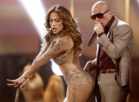 Jennifer Lopez orgogliosa... del suo lato B - Sfilate | fashion and runway - sfilate e moda | Scoop.it