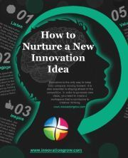 How to Nurture a New Innovation Idea | Developing Critical and Creative Thinking Skills with Students | Scoop.it