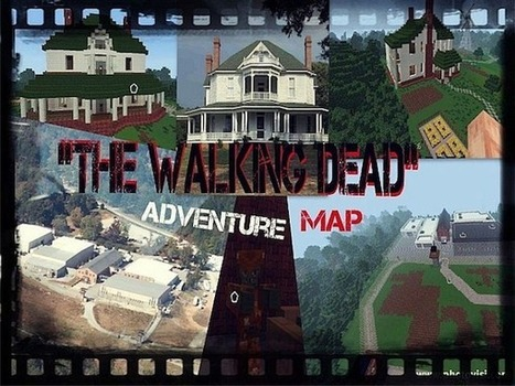 The Walking Dead Map for Minecraft (1.8/1.7.10/1.7.2) | MinecraftMods | Scoop.it