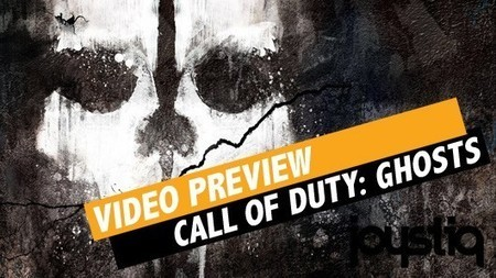 Call of Duty: Ghosts Video Preview | Joystiq | Cod | Scoop.it