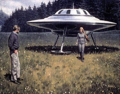 Un message Alien à l'humanité: «Voulez-vous qu'on se montre?»   Science   Scoop.it