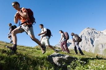 Jeu de piste géant et numérique à travers les Alpes | Aussois | Scoop.it