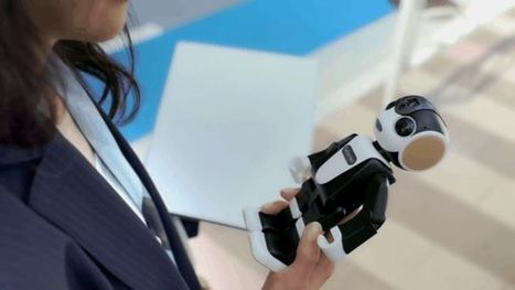 Sharp Will Sell This Mini Robot as a Smartphone. Would You Use It? | News we like | Scoop.it