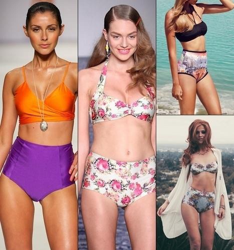 Swimwear trends for 2013: bikini styles for summer | summer fashion trends for Women | Scoop.it
