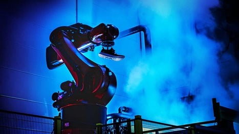 Rapid robots staff new Adidas factory | Knowmads, Infocology of the future | Scoop.it