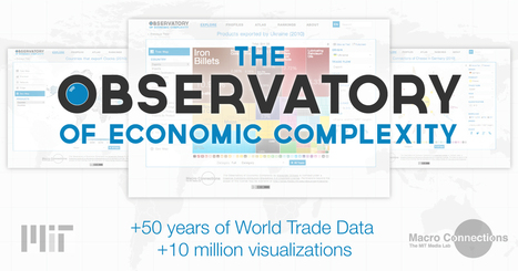 OEC: The Observatory of Economic Complexity | Geography | Scoop.it