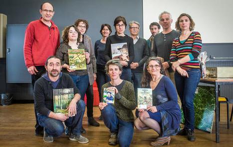 A Melle, la BD parle d'environnement - La Nouvelle République 10/04/2016   L'Enilia-Ensmic dans la presse   Scoop.it