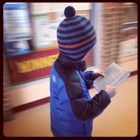How to Raise a Reader: 5 Tips for Parents | Professional Learning Community | Scoop.it