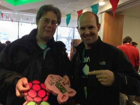 Twitter / Raspberry_Pi: We're at Maker Faire Bristol: ...   Raspberry Pi   Scoop.it