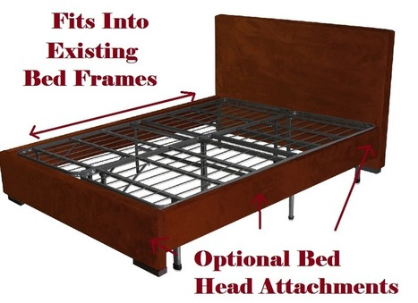 Heavy Duty Bed Frames For Obese People And The Overweight   For Big And Heavy People   Home & Office   Scoop.it