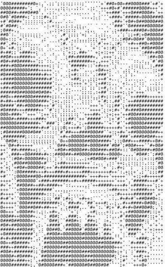 Make your profile pic look cool and tough with ASCII art converters | ASCII Art | Scoop.it