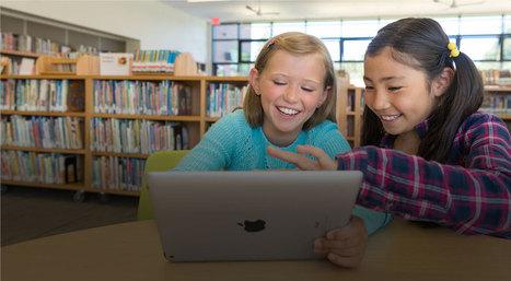 Apple - Apple ja oppiminen - IT - Määrälisenssiohjelma | iPad i undervisningen | Scoop.it