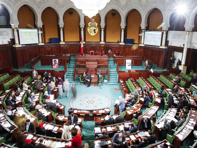 #Tunisia MPs 'reject Islam as law'