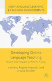 Developing Online Language Teaching: Research-Based Pedagogies and Reflective Practices | Integrating Technology in World Languages | Scoop.it