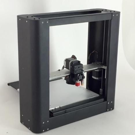 3ders.org - Printrbot to release their all-metal Plus 3D printer on Black Friday | 3D Printer News & 3D Printing News | Heron | Scoop.it