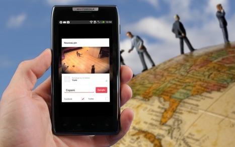Tutoriel : Partager ses centres d'intérêt sur Pinterest | Time to Learn | Scoop.it