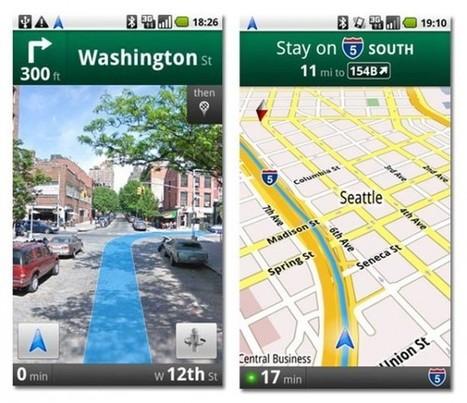 Google è al lavoro per una spettacolare applicazione Mappe per iOS | AppleTvItalia - Guide, News e jailbreak per la tua Apple TV | Social Media: notizie e curiosità dal web | Scoop.it