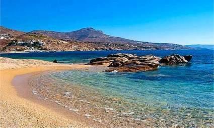 GUIDA DI MYKONOS (GRECIA): LE MIGLIORI SPIAGGE DI MYKONOS | ISOLE GRECHE | Scoop.it
