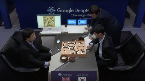 Google's AlphaGo A.I. Defeats World Champion At The Game of Go | Embodied Zeitgeist | Scoop.it