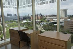 Slide-Away Desk Saves Space and Money at U. of Cincinnati | SCUP Links | Scoop.it
