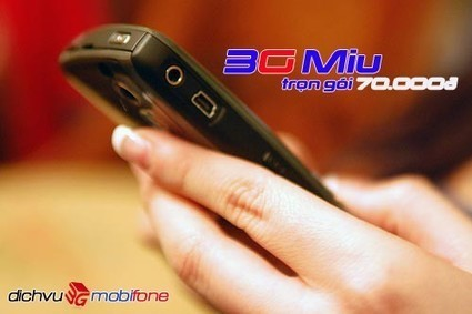 Đăng ký 3G Miu Mobifone | Game Mobile Hot | Scoop.it