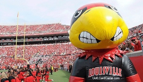 Louisville football earns respect, defying establishment | UofL Card Game | Louisville football | Scoop.it